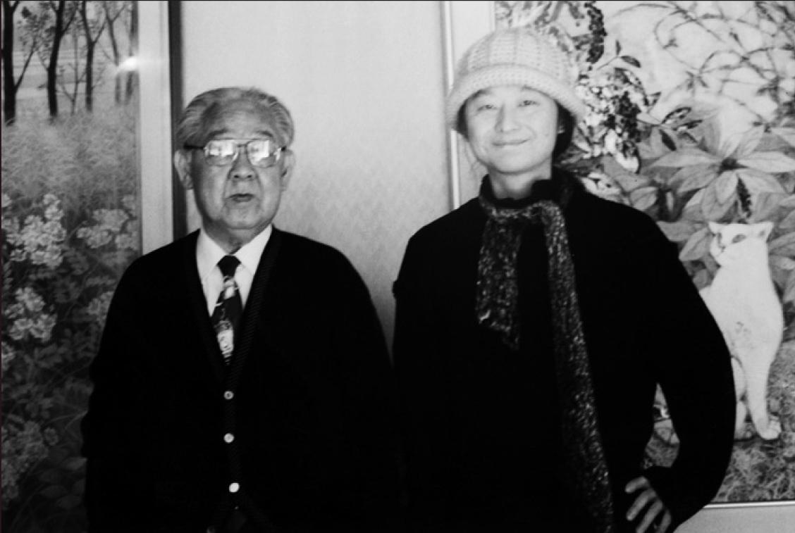 うしおそうじ(左)と鷺巣詩郎